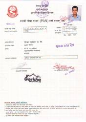 Certificate of Permanent Account Number.  » Click to zoom ->