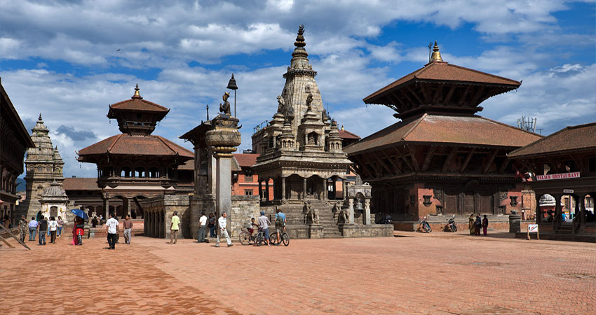 Tour in Nepal
