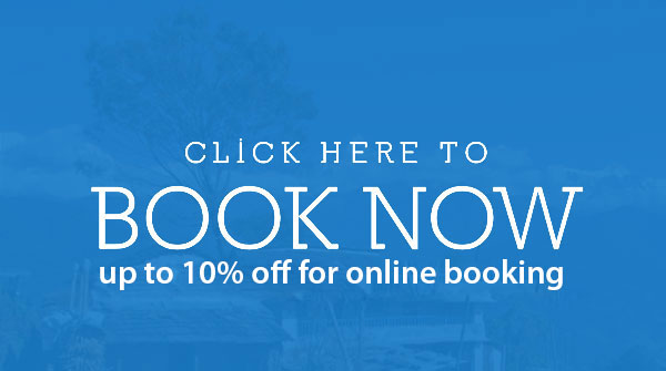 up to 10% Discount for Online Booking